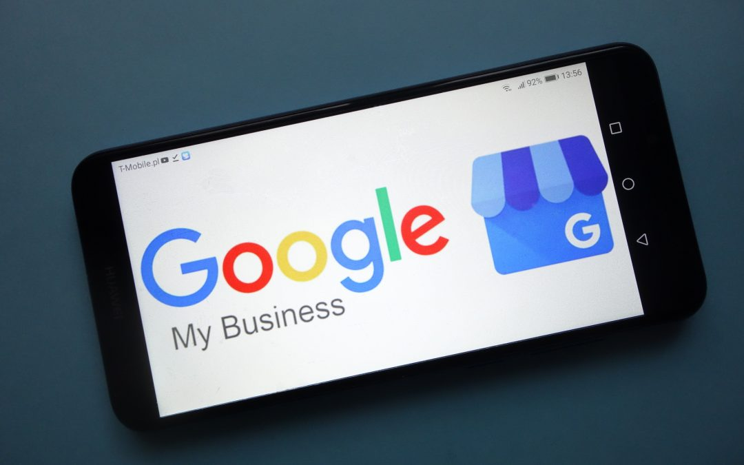 Google My Business on iPhone in 2020