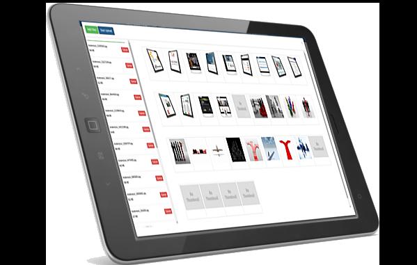 LaraDrop on iPad